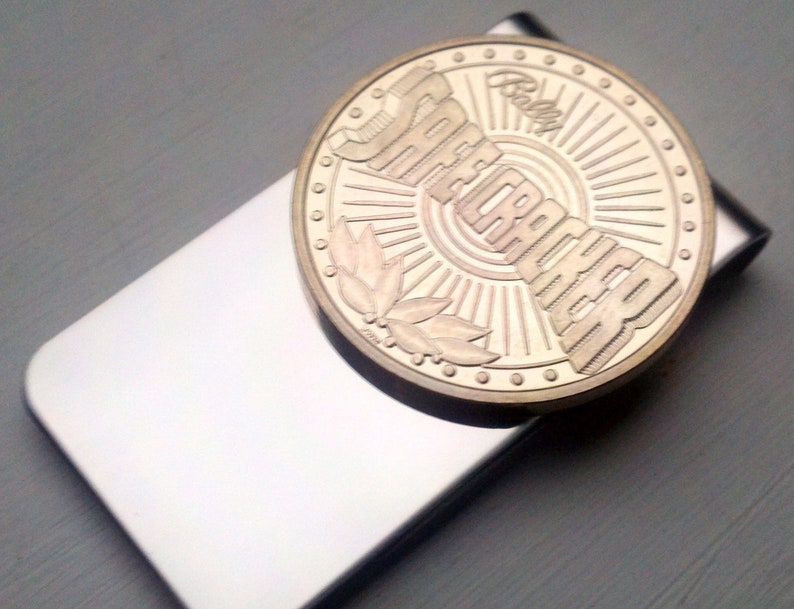 Safecracker Money Clip image 0