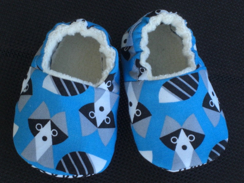 1a41440c4386f Baby Shoes, Baby Slippers, Raccoon baby shoes, toddler shoes, crib shoes,  baby soft sole shoes, baby boy shoes, baby moccasins, booties