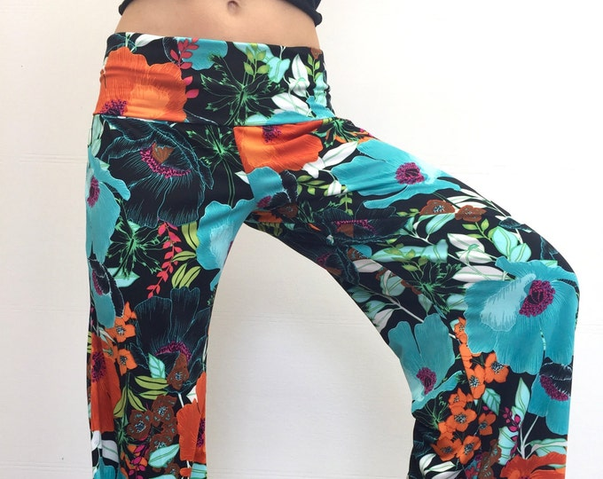 Floral Coral - Go With The Flow by So-Fine