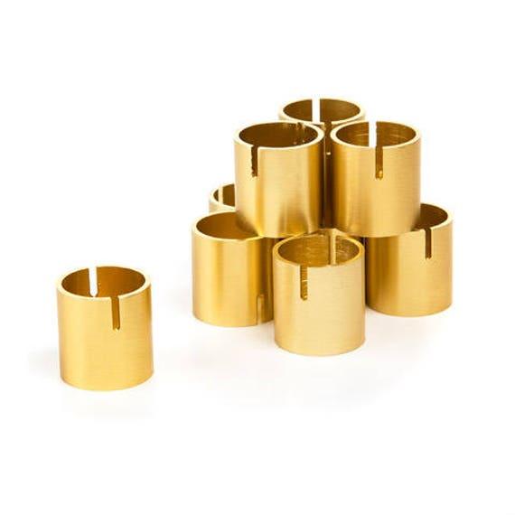 Platz Kartenhalter Hochzeit Gold Metall Set Von Etsy