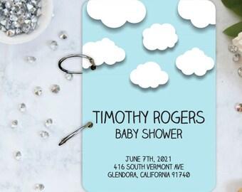Baby Shower Card Holder, Baby Shower Gift, Baby Shower Ideas, Custom Card Keeper, Card Organizer, Unique Baby Shower Gift --68043-CARD-018