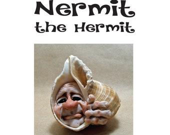Tutorial PDF Sculpting Nermit the Hermit