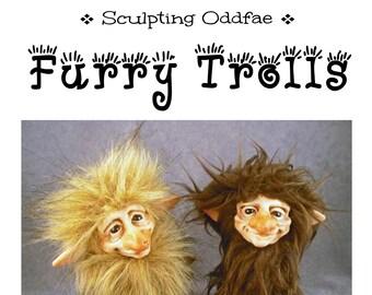 Tutorial PDF Sculpting Oddfae - Furry Trolls