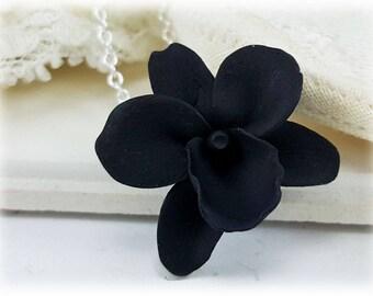Black Orchid Etsy