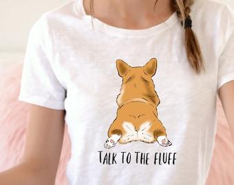ded3088a9478 Funny Corgi Shirt, Corgi Butt Shirt, Corgi Lover Gift, Cute Corgi Gift,  Corgi Mom Gift, Funny Dog Shirt, Dog Lover Gift, Dog Mom, Pembroke