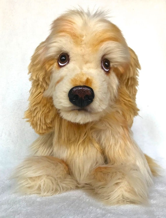 Realistic Animal Toy Pet Stuffed Animal Lifelike Toy Etsy
