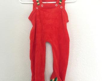 31996bd05a Vintage Terry Cloth newborn