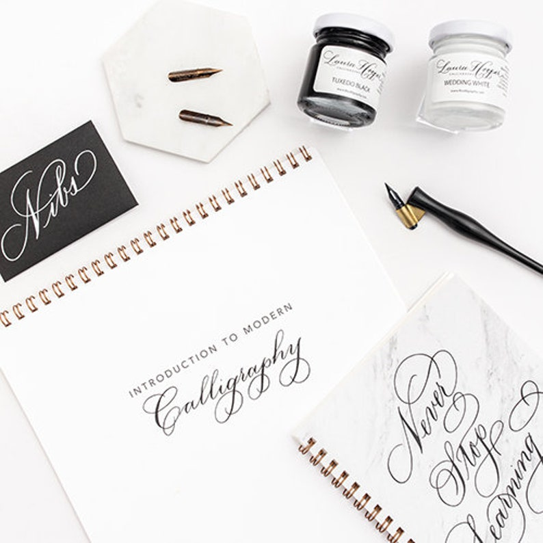 Calligraphy Starter Kit  Online Course image 0
