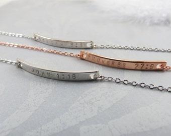 Christian Bracelet Christian Jewelry Christian Gift Religious Bracelet Bible Verse Jewelry Bracelet Gift for Mom