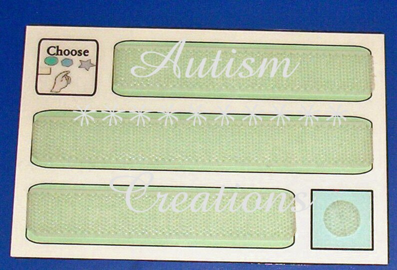 photo regarding Printable Communication Boards named Printable, Autism PECS, Visible Assist Conversation Board for Speech Treatment method
