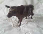 SALE J Hill Co. , Putz Cow Was 34.99 Now 29.99