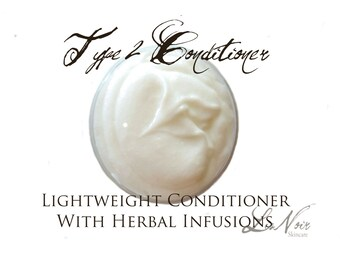 Type 2 All In One Formula For Normal Straight Hair Organic Natural Moisturize Protect Body Lotion