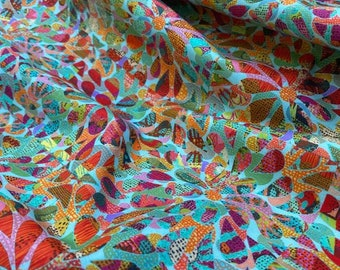 FLOWER BURST new fabric design
