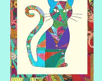 Cat panels strip