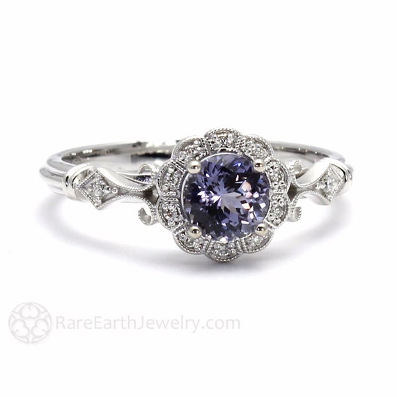 Emerald Ring Black Gold