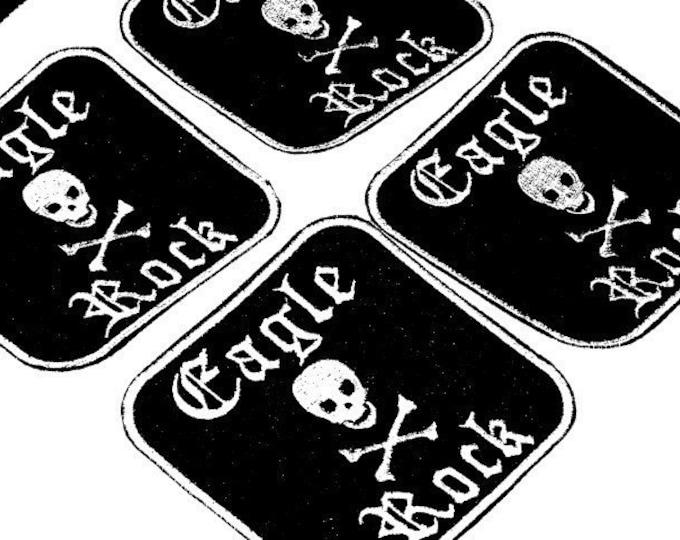 Skull City Patch