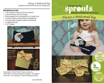Always a Bridesmaid Sewing Pattern
