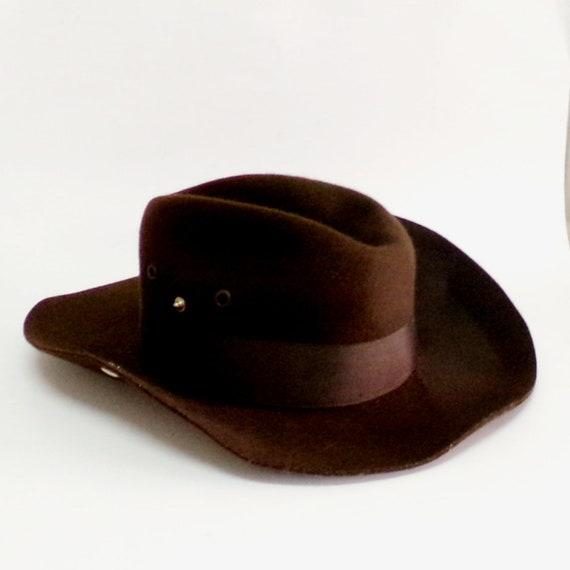 SALE JR. Dallas cowboy western wool hat  93b51d3a3