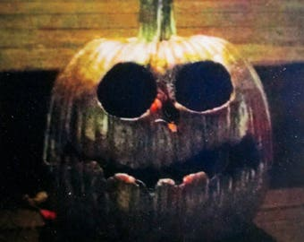 Halloween Photo Drink Coaster