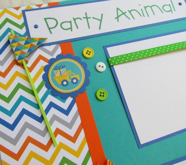 Stripe Polka dot green 12 x 12 scrapbook paper acid lignin free craft greeting