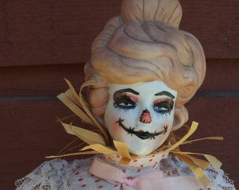 Lawless Lilith revamped vintage doll