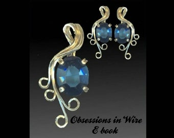 Wire jewelry | Etsy
