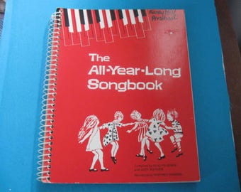 Vintage songbook The All-Year-Long Songbook (1980)