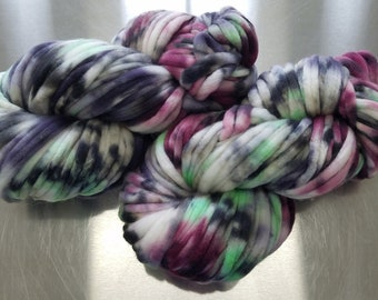 Melancholy Medicine (80119) on SW Merino Pencil Roving
