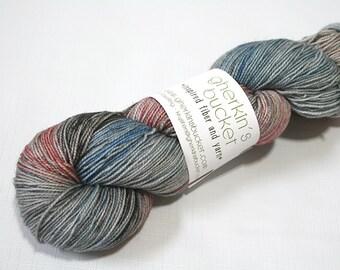 """Rustic"" (70219) on Shimmer Sock"
