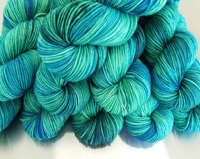 "Featured listing image: ""Waterlust"" Limited Run colorway on Simple SW DK"