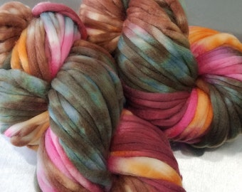 Geek Is The Color For Fall (80119) on SW Merino Pencil Roving