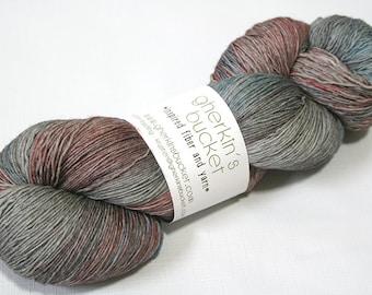 """Rustic"" (62619) on Long Stride Sock"