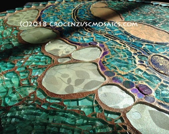 Tempered Glass Mosaic Basics Tutorial (+ extras) Automatic Download .pdf