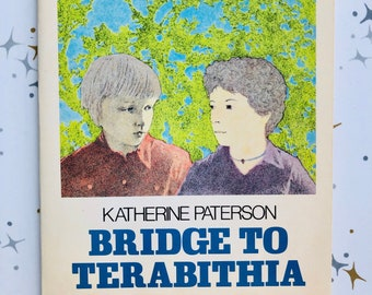 The Bridge To Terabithia Book