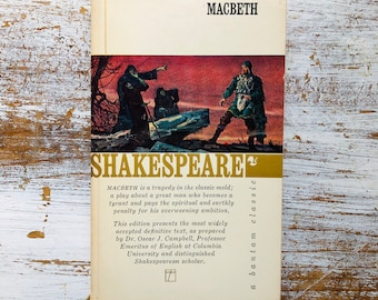 Eight Great Tragedies Macbeth by William Shakespeare
