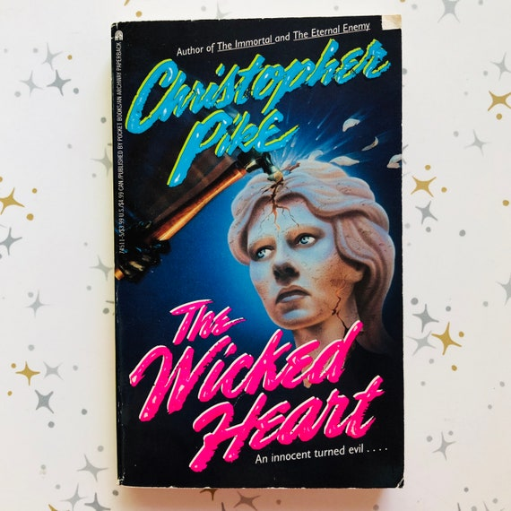 Christopher pike the wicked heart