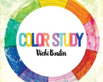 Vicki Boutin Color Study Papers Collection