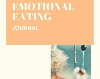 30 Day Emotional Eating Journal