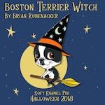 Boston terrier gift, boston terrier pin, boston terrier lapel pin, Halloween pin, boston terrier Halloween, soft enamel pin, Halloween gift