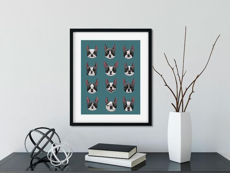 Boston Terrier gifts Boston Terrier lovers boston terrier image 0
