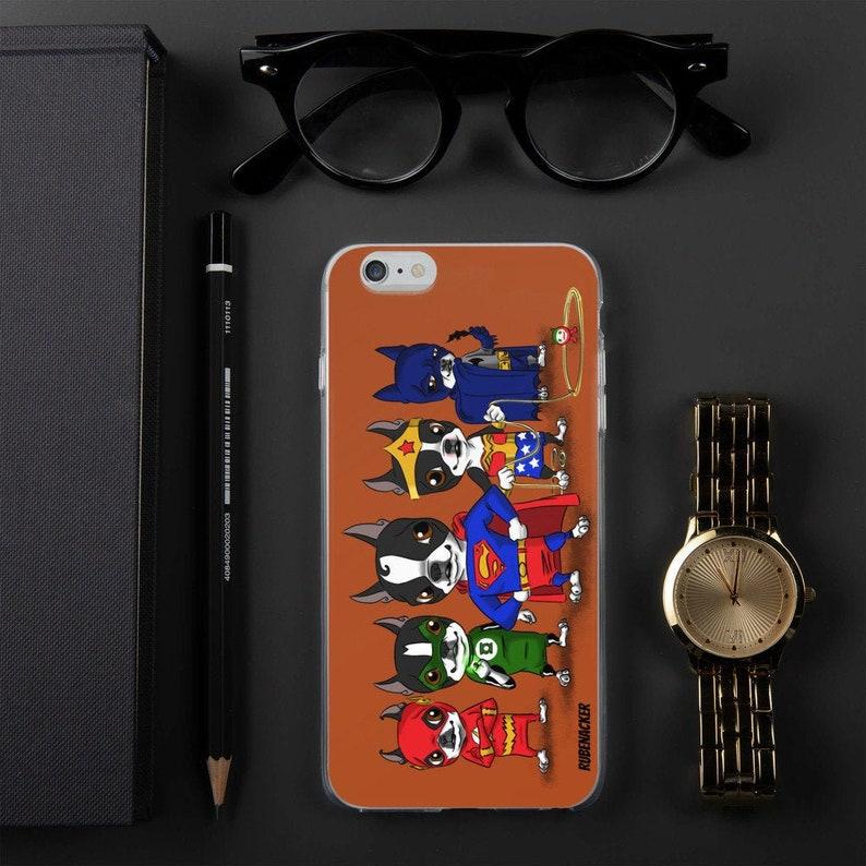 Boston terrier iPhone Case boston terrier gift boston image 0