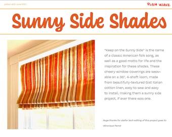 Sunny Side Shades