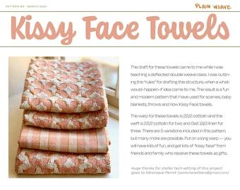 Kissy Face Towels