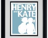 Personalized Children's Print