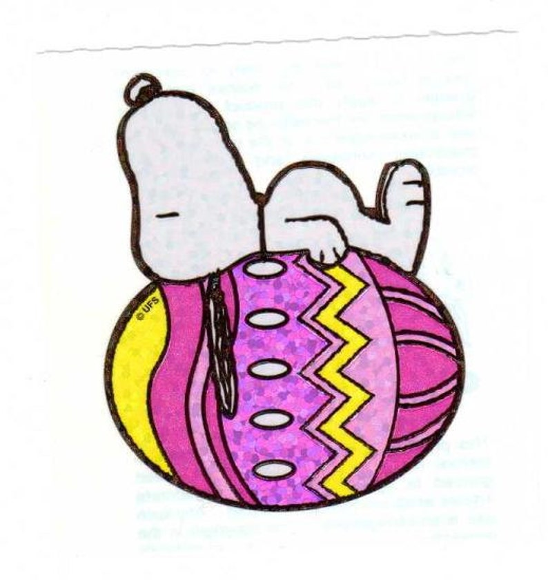 75+ Snoopy Easter Images