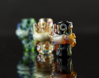 Squid Dread Bead in Your Choice of Color