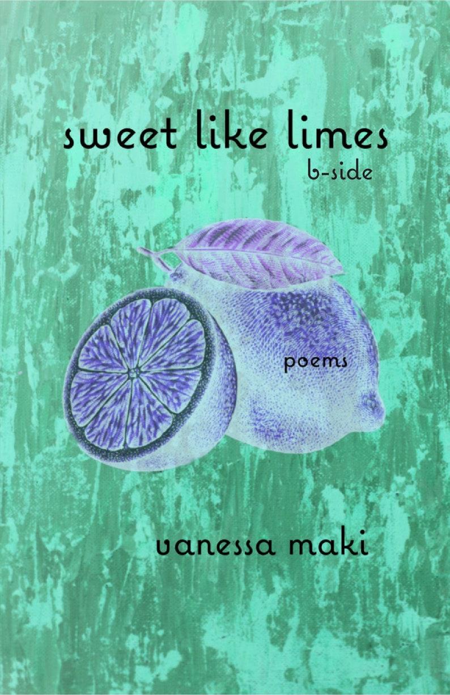 sweet like limes b-side by Vanessa Maki DIGITAL image 1