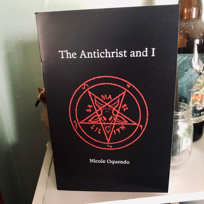 The Antichrist and I Nicole Oquendo image 0