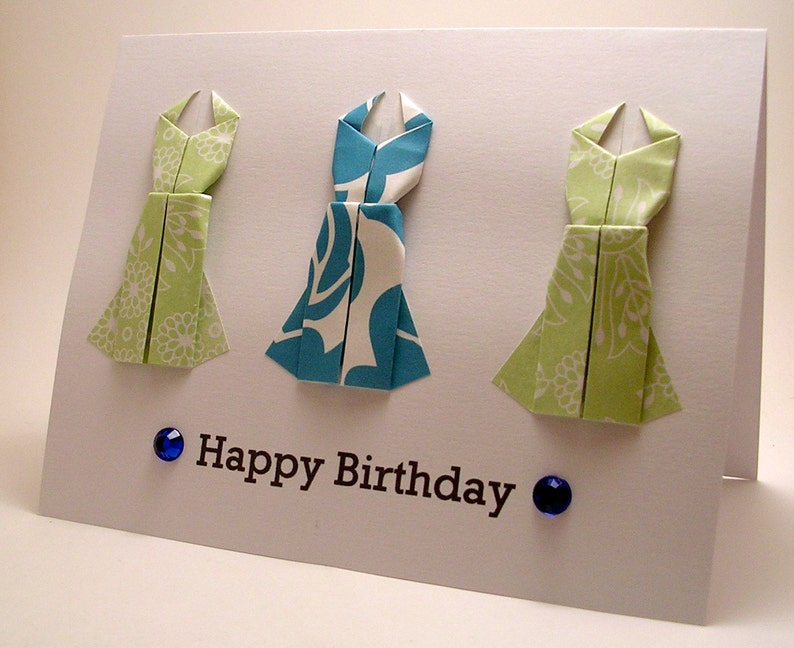 17 INFO ORIGAMI DRESS CARD WITH VIDEO TUTORIAL | * Dress Origami | 648x794
