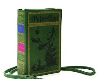 PETER PAN Book Clutch Crossbody Handbag